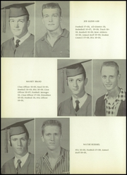 Page 14, 1959 Edition, Orange Grove High School - Bark Yearbook (Orange Grove, TX) online yearbook collection