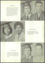 Page 17, 1959 Edition, Orange Grove High School - Bark Yearbook (Orange Grove, TX) online yearbook collection