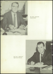 Page 8, 1959 Edition, Orange Grove High School - Bark Yearbook (Orange Grove, TX) online yearbook collection