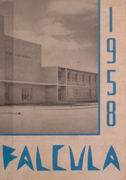 Page 1, 1958 Edition, Ector High School - Falcula Yearbook (Odessa, TX) online yearbook collection