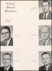 Page 10, 1958 Edition, Ector High School - Falcula Yearbook (Odessa, TX) online yearbook collection