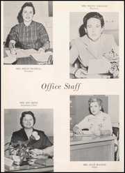 Page 12, 1958 Edition, Ector High School - Falcula Yearbook (Odessa, TX) online yearbook collection