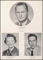 Page 13, 1958 Edition, Ector High School - Falcula Yearbook (Odessa, TX) online yearbook collection