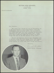 Page 10, 1960 Edition, Ector High School - Falcula Yearbook (Odessa, TX) online yearbook collection