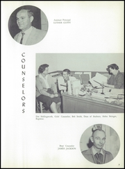 Page 11, 1960 Edition, Ector High School - Falcula Yearbook (Odessa, TX) online yearbook collection