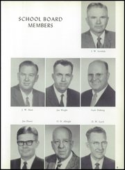 Page 9, 1960 Edition, Ector High School - Falcula Yearbook (Odessa, TX) online yearbook collection