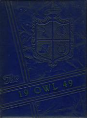1949 Edition, Odem High School - Owl Yearbook (Odem, TX)