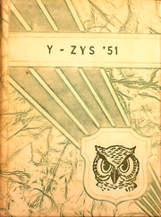 Page 1, 1951 Edition, Odem High School - Owl Yearbook (Odem, TX) online yearbook collection