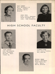 Page 17, 1951 Edition, Odem High School - Owl Yearbook (Odem, TX) online yearbook collection