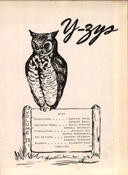 Page 7, 1951 Edition, Odem High School - Owl Yearbook (Odem, TX) online yearbook collection