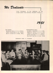 Page 9, 1951 Edition, Odem High School - Owl Yearbook (Odem, TX) online yearbook collection