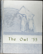 1955 Edition, Odem High School - Owl Yearbook (Odem, TX)