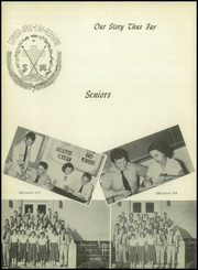 Page 12, 1955 Edition, St Gerard Catholic High School - Majellan Yearbook (San Antonio, TX) online yearbook collection