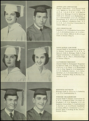 Page 16, 1955 Edition, St Gerard Catholic High School - Majellan Yearbook (San Antonio, TX) online yearbook collection