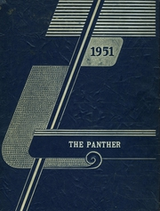 1951 Edition, Van Alstyne High School - Panther Yearbook (Van Alstyne, TX)
