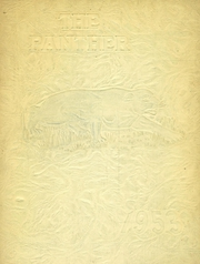 1953 Edition, Van Alstyne High School - Panther Yearbook (Van Alstyne, TX)