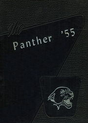 1955 Edition, Van Alstyne High School - Panther Yearbook (Van Alstyne, TX)
