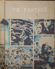 1972 Edition, Van Alstyne High School - Panther Yearbook (Van Alstyne, TX)