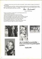 Page 12, 1974 Edition, Van Alstyne High School - Panther Yearbook (Van Alstyne, TX) online yearbook collection