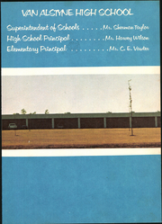 Page 3, 1974 Edition, Van Alstyne High School - Panther Yearbook (Van Alstyne, TX) online yearbook collection