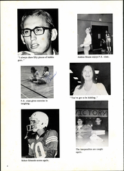 Page 8, 1974 Edition, Van Alstyne High School - Panther Yearbook (Van Alstyne, TX) online yearbook collection