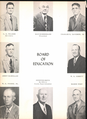 Page 10, 1950 Edition, Ozona High School - Lion Yearbook (Ozona, TX) online yearbook collection