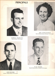 Page 12, 1950 Edition, Ozona High School - Lion Yearbook (Ozona, TX) online yearbook collection