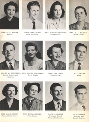 Page 13, 1950 Edition, Ozona High School - Lion Yearbook (Ozona, TX) online yearbook collection
