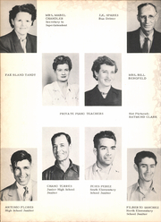 Page 16, 1950 Edition, Ozona High School - Lion Yearbook (Ozona, TX) online yearbook collection