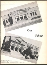 Page 7, 1950 Edition, Ozona High School - Lion Yearbook (Ozona, TX) online yearbook collection