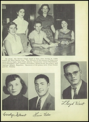 Page 75, 1956 Edition, Ozona High School - Lion Yearbook (Ozona, TX) online yearbook collection
