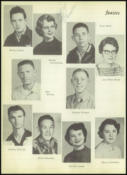 Page 78, 1956 Edition, Ozona High School - Lion Yearbook (Ozona, TX) online yearbook collection