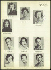 Page 84, 1956 Edition, Ozona High School - Lion Yearbook (Ozona, TX) online yearbook collection