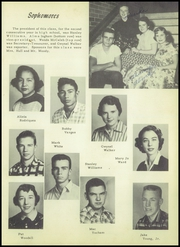Page 85, 1956 Edition, Ozona High School - Lion Yearbook (Ozona, TX) online yearbook collection