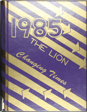 Ozona High School - Lion Yearbook (Ozona, TX) online yearbook collection, 1985 Edition, Page 1