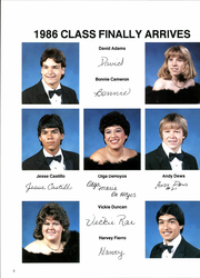 Page 10, 1986 Edition, Ozona High School - Lion Yearbook (Ozona, TX) online yearbook collection