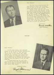 Page 11, 1952 Edition, Idalou High School - Wildcat Yearbook (Idalou, TX) online yearbook collection