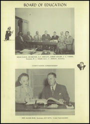 Page 12, 1952 Edition, Idalou High School - Wildcat Yearbook (Idalou, TX) online yearbook collection