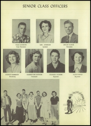 Page 16, 1952 Edition, Idalou High School - Wildcat Yearbook (Idalou, TX) online yearbook collection