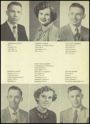 Page 17, 1952 Edition, Idalou High School - Wildcat Yearbook (Idalou, TX) online yearbook collection