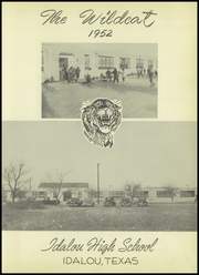 Page 7, 1952 Edition, Idalou High School - Wildcat Yearbook (Idalou, TX) online yearbook collection