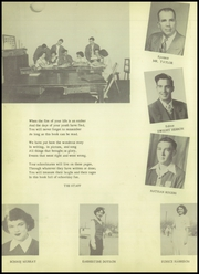 Page 8, 1952 Edition, Idalou High School - Wildcat Yearbook (Idalou, TX) online yearbook collection