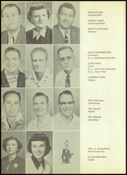Page 12, 1956 Edition, Idalou High School - Wildcat Yearbook (Idalou, TX) online yearbook collection