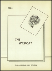 Page 5, 1956 Edition, Idalou High School - Wildcat Yearbook (Idalou, TX) online yearbook collection