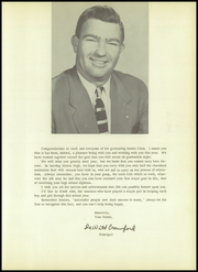 Page 9, 1956 Edition, Idalou High School - Wildcat Yearbook (Idalou, TX) online yearbook collection