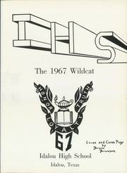 Page 5, 1967 Edition, Idalou High School - Wildcat Yearbook (Idalou, TX) online yearbook collection