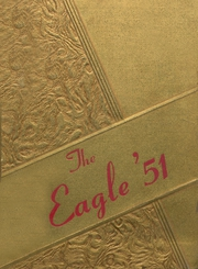 Page 1, 1951 Edition, Holliday High School - Eagle Yearbook (Holliday, TX) online yearbook collection