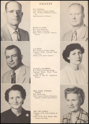 Page 14, 1951 Edition, Holliday High School - Eagle Yearbook (Holliday, TX) online yearbook collection