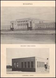 Page 8, 1951 Edition, Holliday High School - Eagle Yearbook (Holliday, TX) online yearbook collection