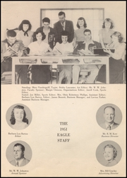 Page 9, 1951 Edition, Holliday High School - Eagle Yearbook (Holliday, TX) online yearbook collection